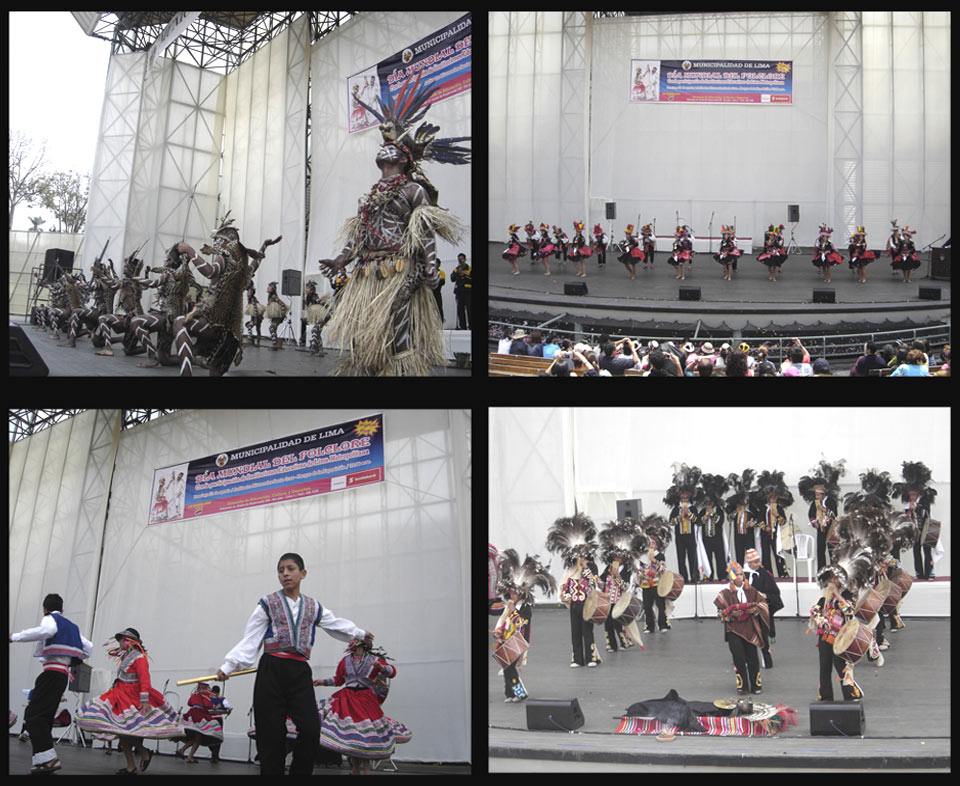 Folclore Escolar Danzas Folcloricas de Estudiantes