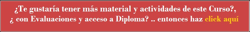Evaluacion Certificacion y Diploma curso Técnicas de Ventas y Comunicación Comercial