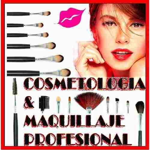 Curso y Clases gratis de Cosmetología y Maquillaje Profesional