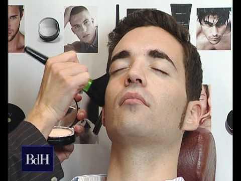 Curso de Cosmetica y Maquillaje para Hombres