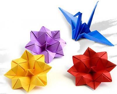 Curso de Origami Papilografia