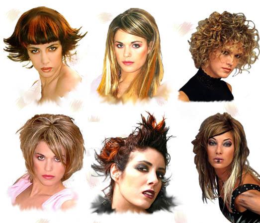 Curso y Clases gratis de Peluqueria Corte y Peinados